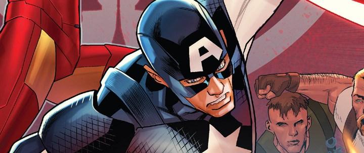 Avant-Première VO: Review Captain America: Steve Rogers #5