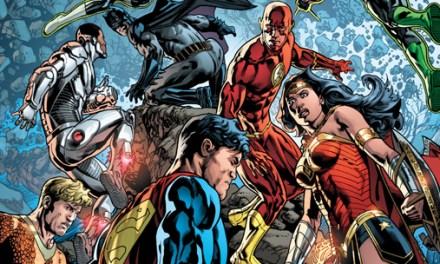 Avant-Première VO: Review Justice League #4