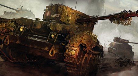 Avant-Première VO: Review World Of Tanks #1