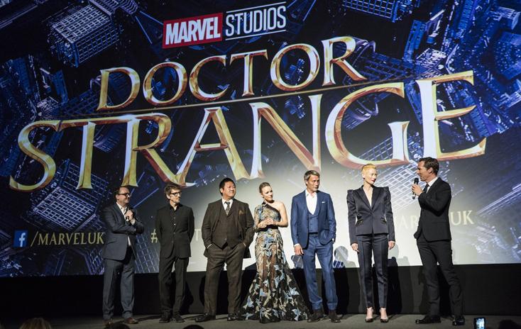 Docteur Strange: Interview Scott Derrickson
