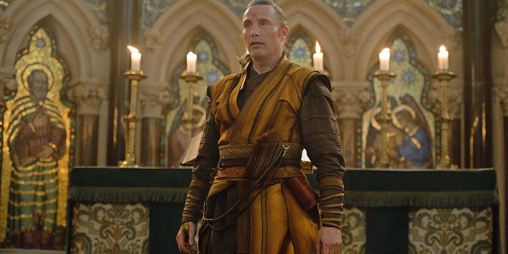 Doctor Strange: Interview Mads Mikkelsen