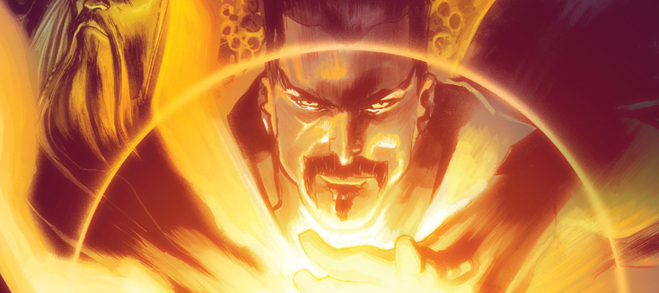 Avant-Première VO: Review Doctor Strange And The Sorcerers Supreme #1