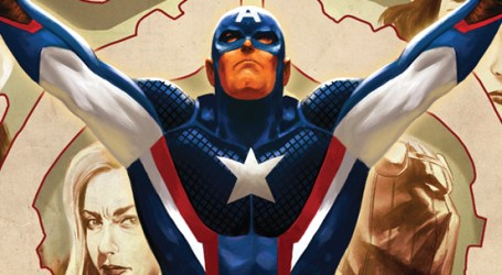 Avant-Première VO: Review Captain America: Steve Rogers #7