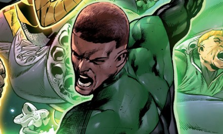 Avant-Première VO: Review Hal Jordan And The Green Lantern Corps #9