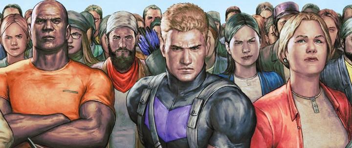 Avant-Première VO: Review Occupy Avengers #1