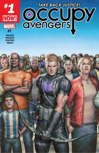 Avant-Première VO: Review Occupy Avengers #1