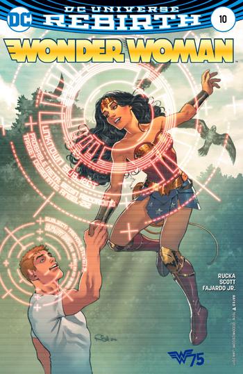 Avant-Première VO: Review Wonder Woman #10