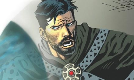 Avant-Première VO: Review Doctor Strange #15
