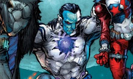 Avant-Première VO: Review Justice League vs. Suicide Squad #6