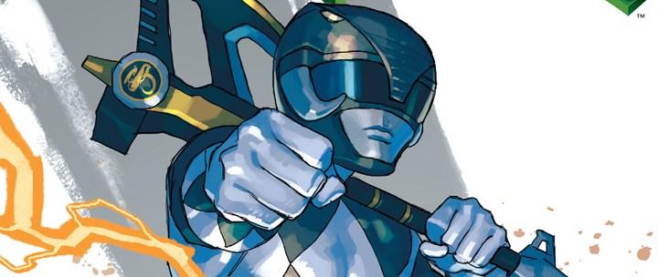 Avant-Première VO: Review Justice League/Power Rangers #1