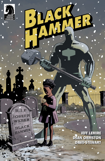 Black Hammer #7