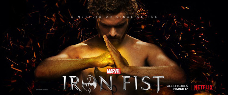 Marvel's Iron Fist – Episodes 7 à 13