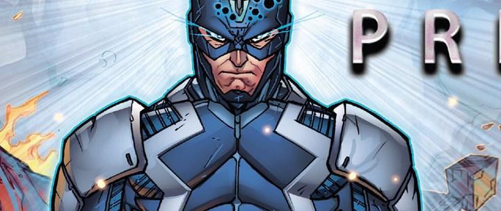 Avant-Première VO: Review Inhumans Prime #1