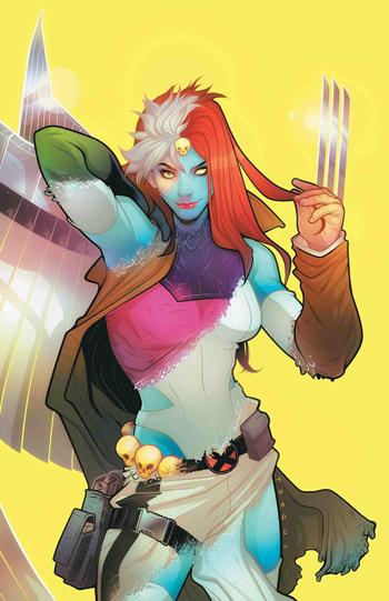 Astonishing X-Men #2
