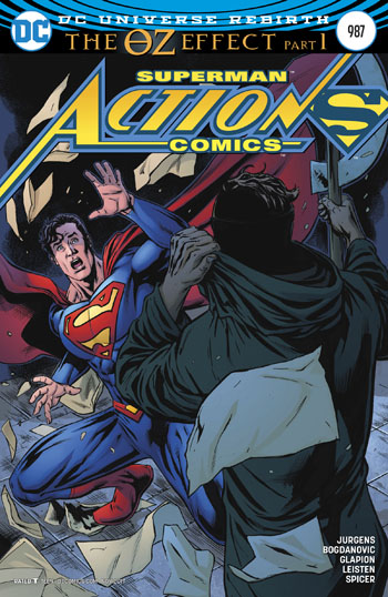 Action Comics #987
