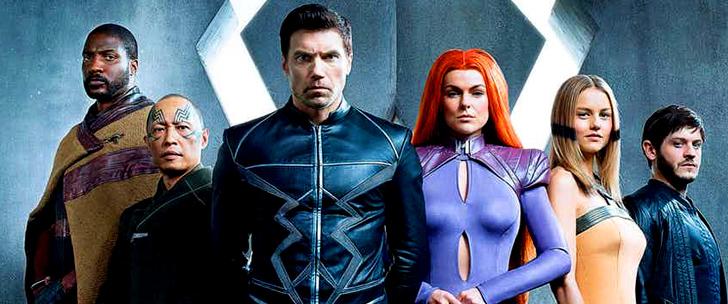 Marvel's Inhumans S01E01