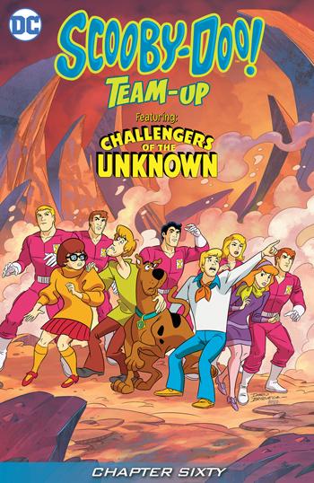 Scooby-Doo Team-Up #60