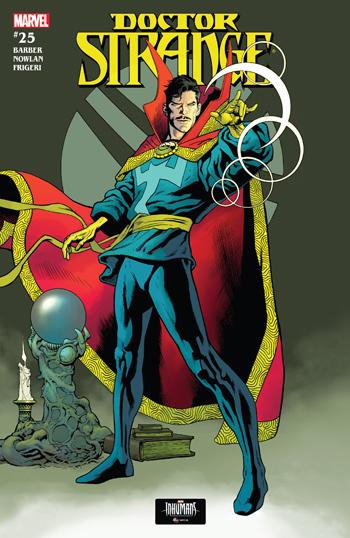 Doctor Strange #25