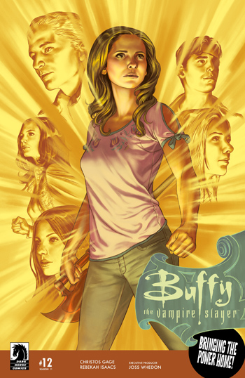 Buffy The Vampire Slayer Season 11 #12