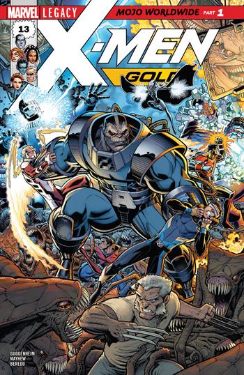 X-Men Gold #13