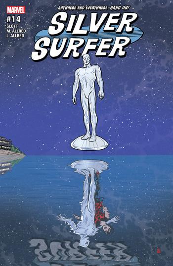 Silver Surfer #14