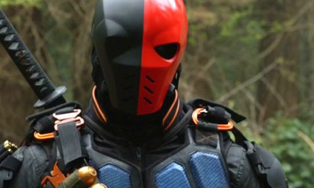 Arrow: Interview Manu Bennett (Deathstroke)