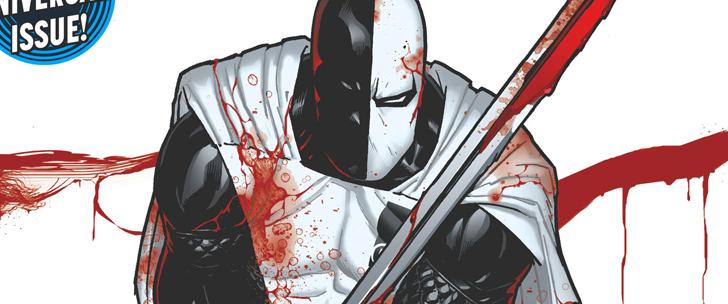 Avant-Première VO: Review Deathstroke #25