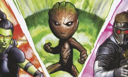 Avant-Première VO: Review Guardians Of The Galaxy #146