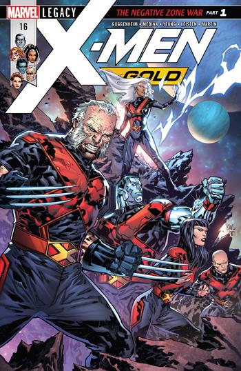 X-Men Gold #16