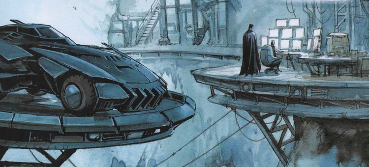 Batman: The Dark Prince Charming #1