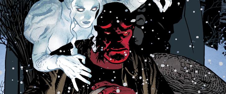 Avant-Première VO: Review Hellboy: Krampusnacht #1