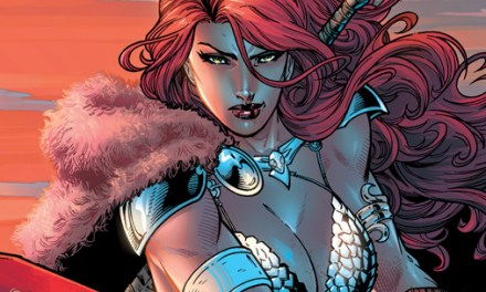 Avant-Première VO: Review Red Sonja #11
