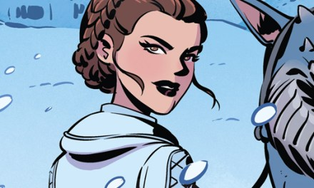 Avant-Première VO: Review Star Wars Adventures – Forces of Destiny: Princess Leia #1