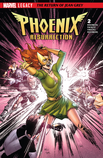Resurrection - The Return of Jean Grey #2