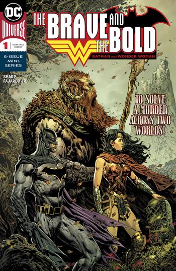 Batman And Wonder Woman #1