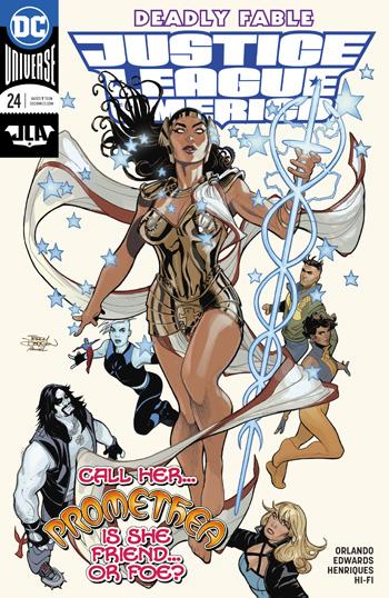 Justice League of America #24