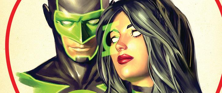 Green Lanterns #40