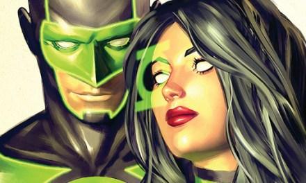 Avant-Première VO: Review Green Lanterns #40