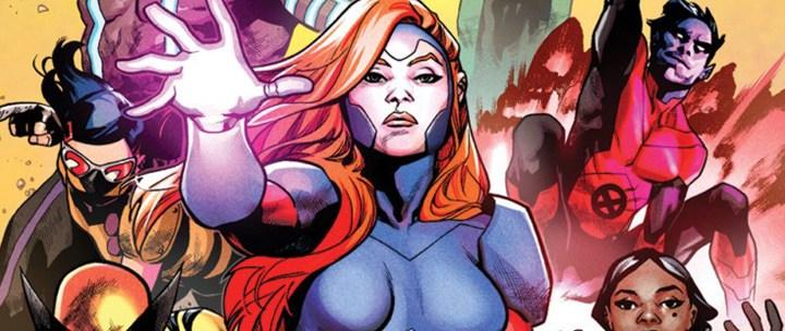 Avant-Première VO: Review X-Men Red #1