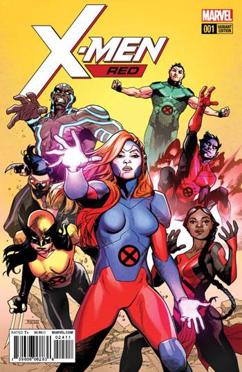 X-Men Red #1