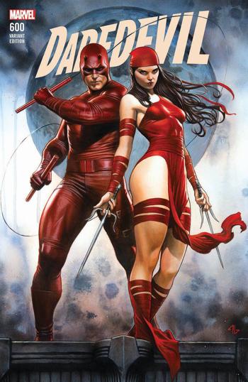 Daredevil #600