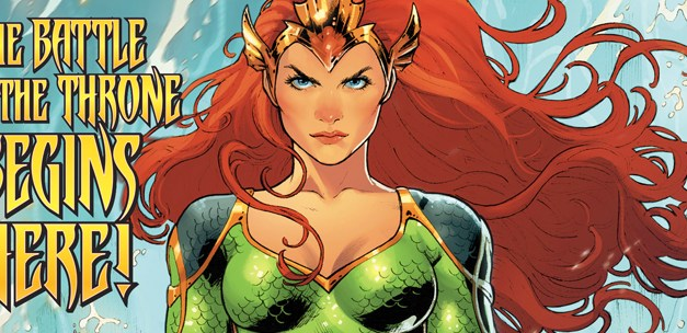 Avant-Première VO: Review Mera: Queen Of Atlantis #1
