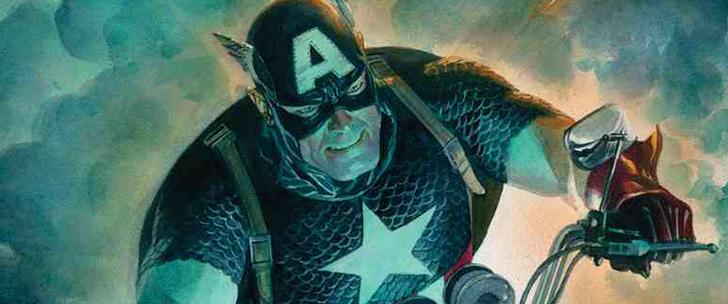 Avant-Première VO: Review Captain America #700