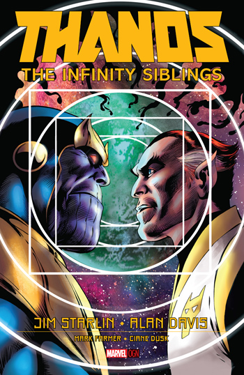 Thanos - The Infinity Siblings