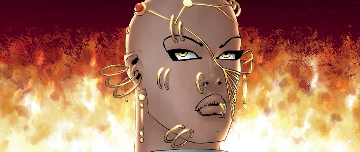 Avant-Première VO: Review Xerxes – The Fall of the House of Darius and the Rise of Alexander #1