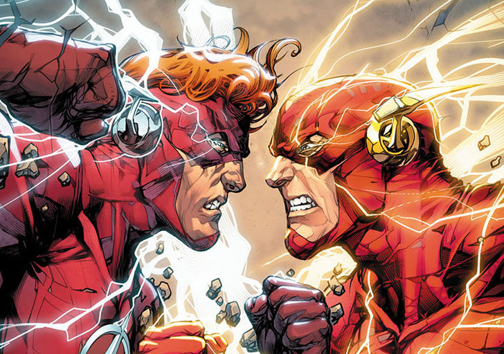 Avant-Première VO: Review The Flash #47