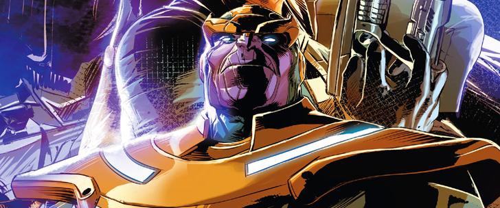 Avant-Première VO: Review Infinity Wars Prime #1