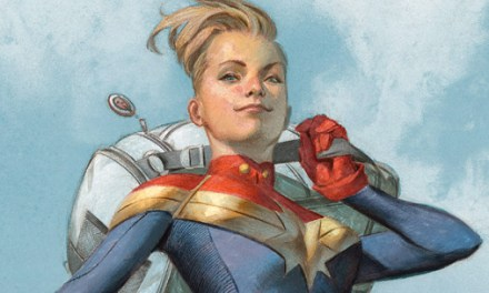 Avant-Première VO: Review The Life Of Captain Marvel #1