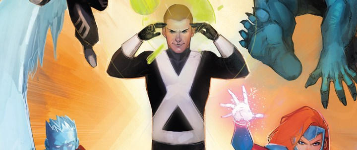 Avant-Première VO: Review Astonishing X-Men Annual #1