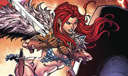 Preview: Red Sonja #20